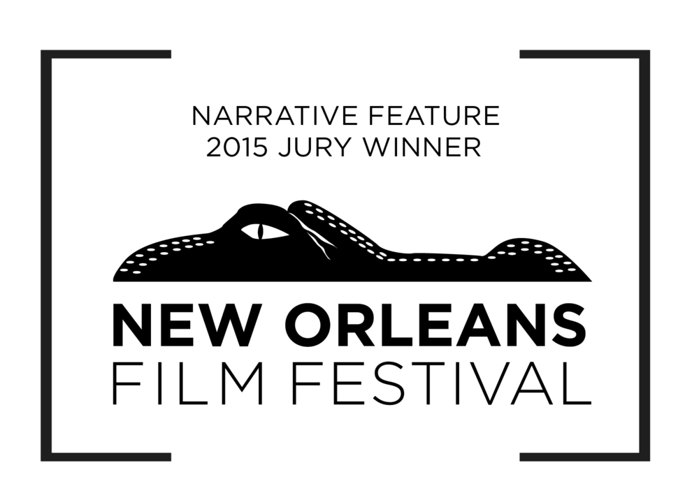Embers movie New Orleans Film Festival Best Narrative Feature Jury Award Winner