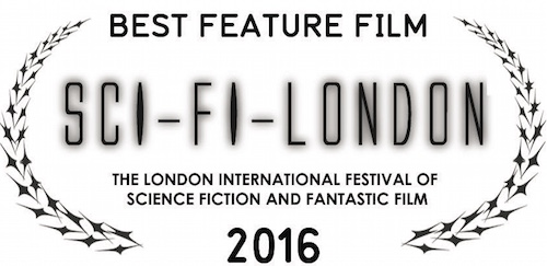 Embers Sci Fi London Film Festival laurels