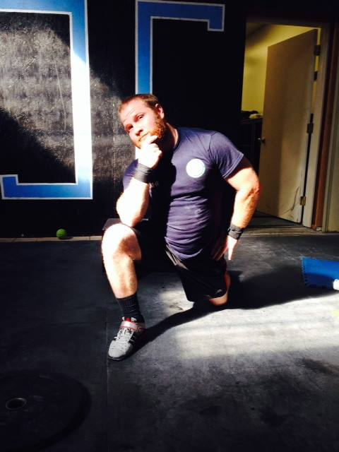 Assistant Coach Bryan Bradshaw - Shipped overnight fresh from Ireland, in a freeze dried package, he arrived on our door step with some minor instructions. I added a spritz of Protein powder and a dash of whiskey to which he sprang to life. He is an excellent addition to our team with 10 years experience in Powerlifting and 5 years Strongman experience. Currently pursuing his CF-L1 you can usually find him shadowing another coach and assisting with lifters during our Barbell club classes. Bryan is a Member of the CrossFit Central Regionals Medical Team and a current member of the 2016 CrossFit Games Medical Team. Bryan is a 5 year veteran Advanced-EMT actively enrolled in Paramedic School.