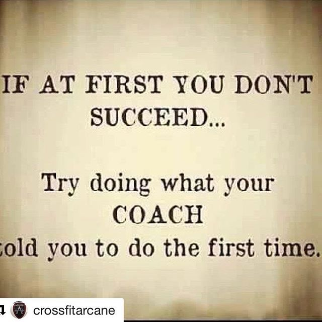 #Repost @crossfitarcane with @get_repost ・・・ Always a great thing to keep in mind when we are working on Olympic lifts. Strength is important but technique when it comes to cleans and snatches will always win.
