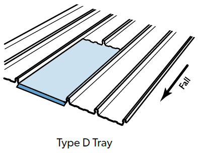 Soaker Flashings That Drain At The Plane Of The Roof Pan At The Gutter U2022  Simple U2022 Provides Greater Water Run Off Capacity U2022 Suitable For All Roofs U003e  5°