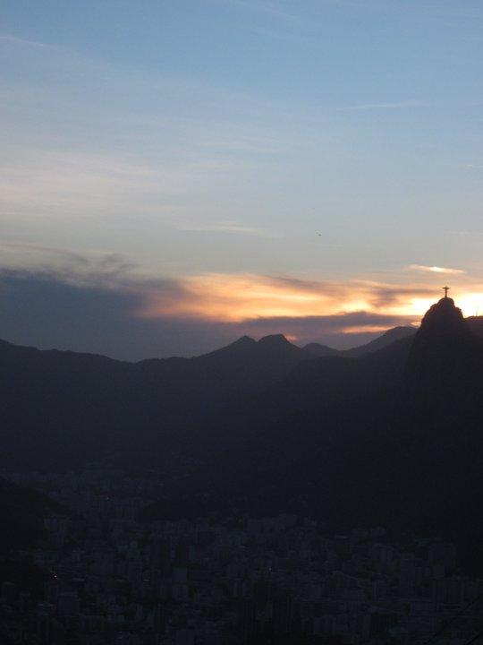 Bye, bye Rio