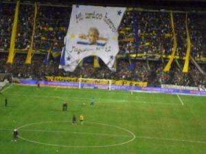 San Martin banner