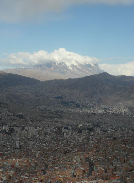 La Paz Skyline