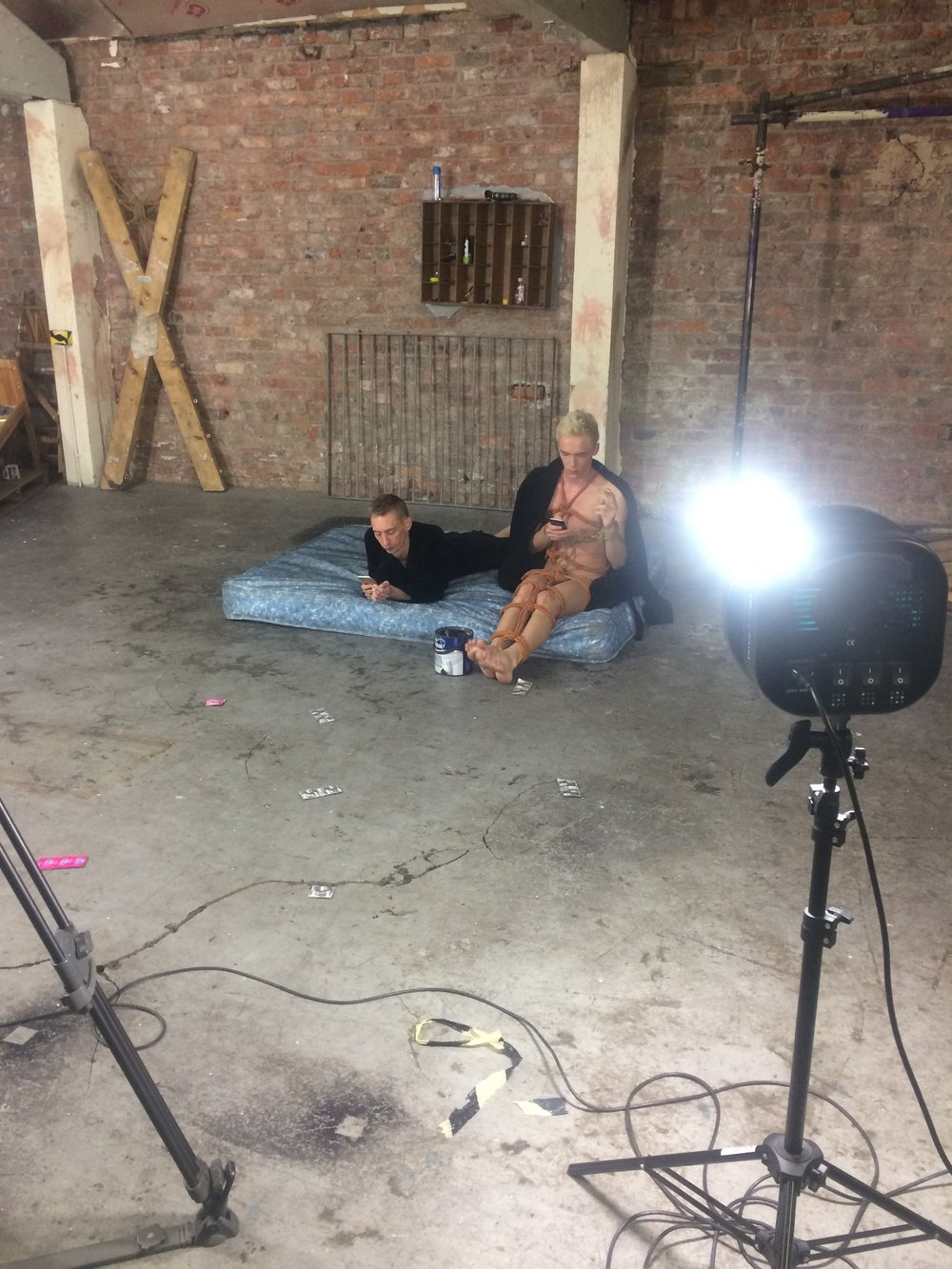 The Day I Spent in a Gay Porn Studio - So yeah, that happened.