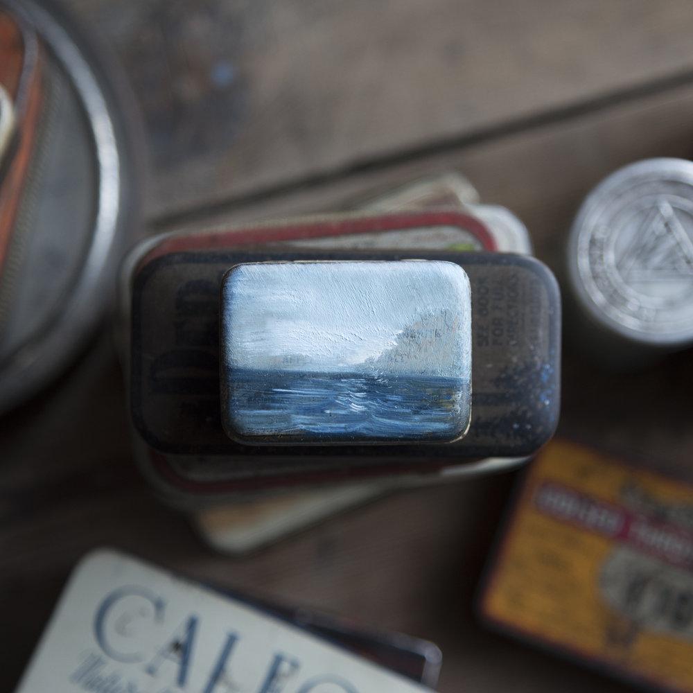 Tins | Process by David Cass