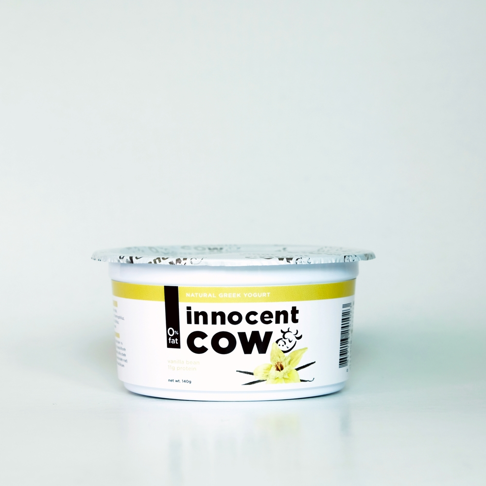 innocentcow - vanilla bean 140g