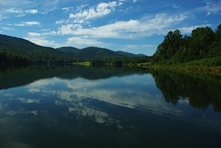 just lake