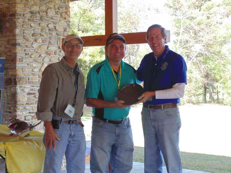 Biggest bluegill, John Wendel, Hooked On Camp 2014