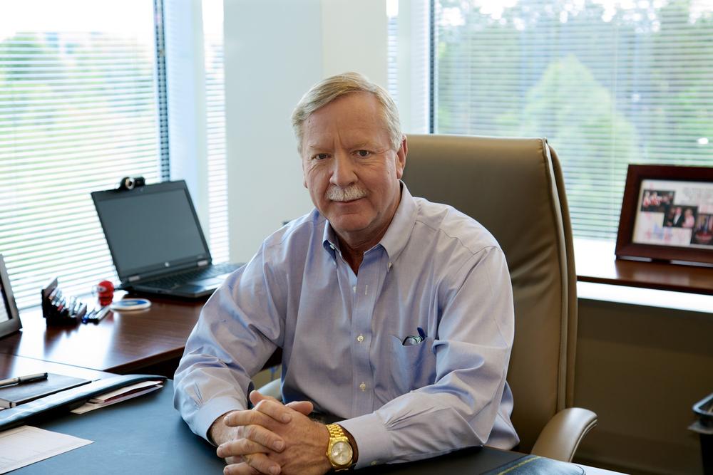 Domtar President/CEO John Williams