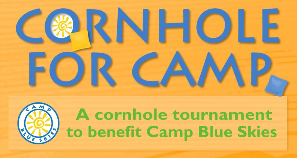 Cornhole For Camp 2019 logo