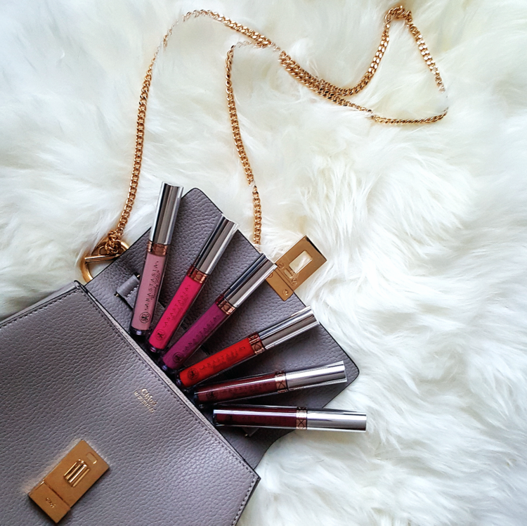 Review: Anastasia Beverly Hills Liquid Lipsticks
