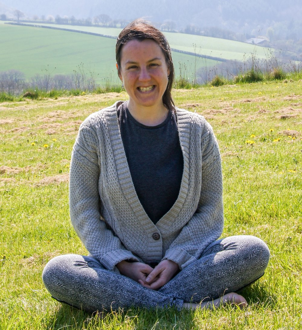 Meet Mel - Yoga teacher, writer, founder of Rest is Radical, Mel has used yoga and meditation to recover from grief and loss to live a life full of joy and gratitude.