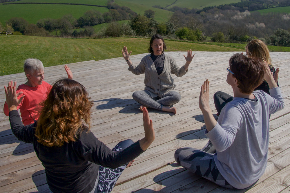 SHakti Yoga: Inner summer WIld Wolfs Yoga, Bristolsaturday 7th july, 2pm - 5pm - Maximise the super powers of ovulation for you full creative potential.