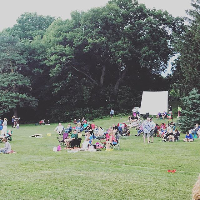 Had a great time at Poolhouse Rock! #summer #livemusic #movieinthepark #foodtruck #icecream
