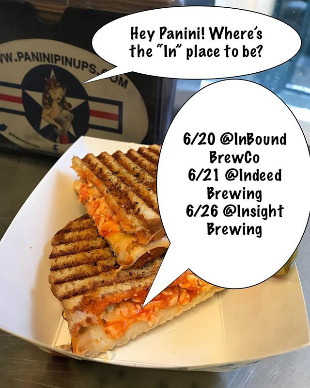 I crack myself up! 😂 @inboundbrewco @indeedbrewing @insightbrewing @triviamafia @twins #humor #paninispairwellwithpints #buffalochicken