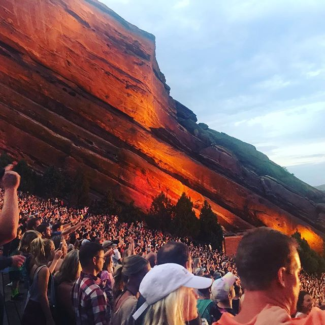 Quick trip to CO to cross an item off the bucket list! #redrocks We've got lunches and dinner planned Thursday and Friday this week, then Anoka Food Truck Festival all day Saturday! Check our website or Twitter for location details!