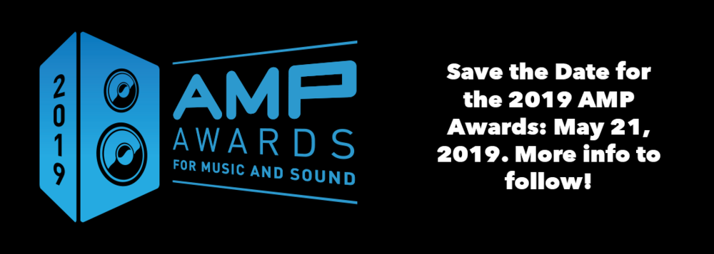 5th annual AMP Awards May 23, 2017