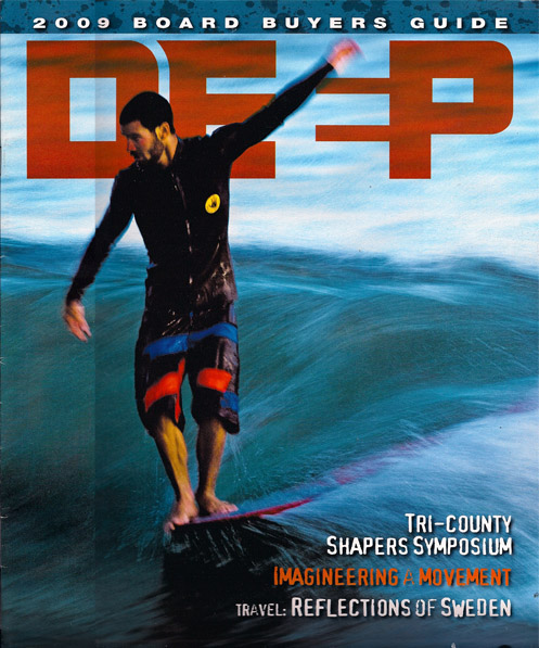 Deep Magazine /// Cover