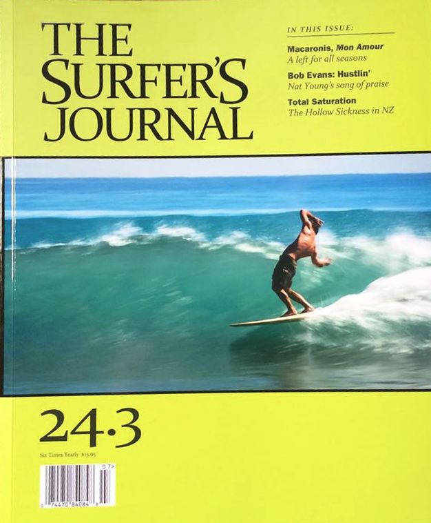The Surfer's Journal /// Cover