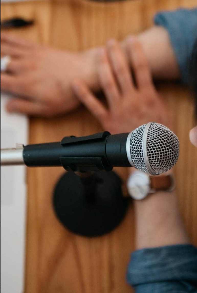 Learn how to create your own podcast!