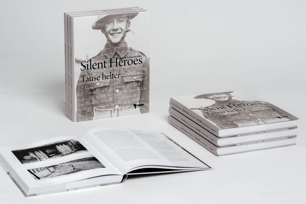 SILENT HEROES / TAUSE HELTER