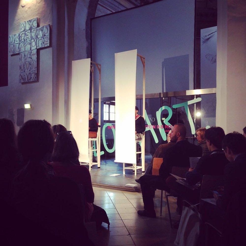 Lecture performance Böhler & Granzer