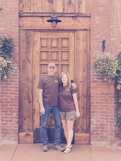 Doug and Christine Lohman, Owners
