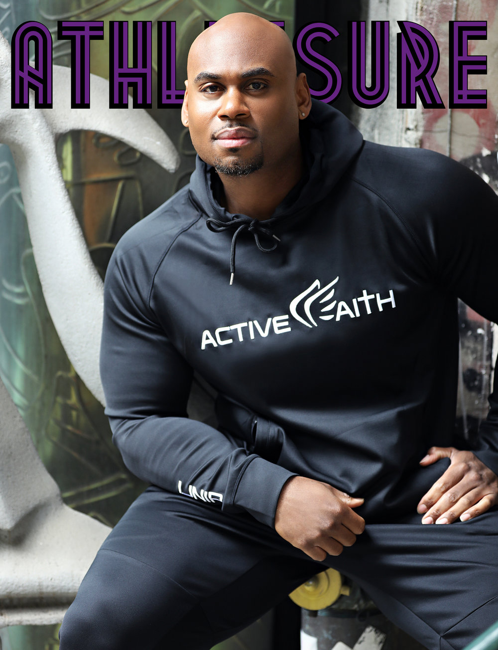 AM JUL THE FITNESS ARTIST WITH COREY CALLIET FRONT COVER.jpg
