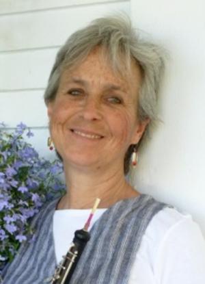 Peggy Pearson, OBOE