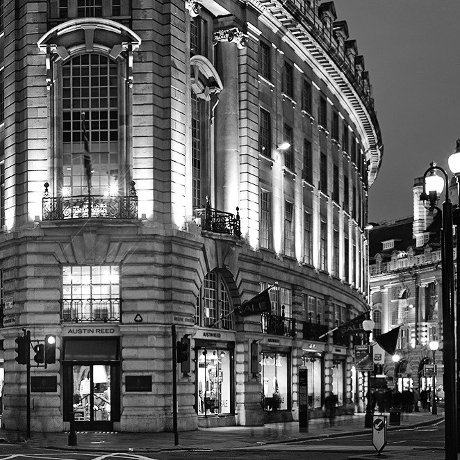 Austin Reed, Regent Street, London, UK