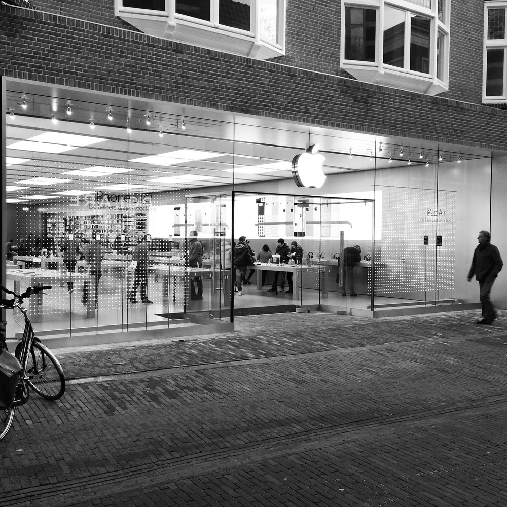 Apple, Haarlem, The Netherlands