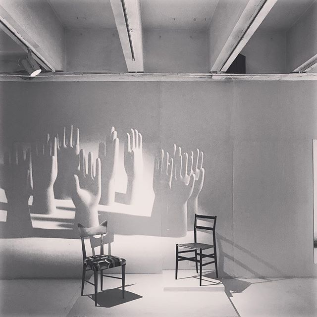 Another amazing installation  #salonedelmobile #milano #design #architecture #bw #handmade #chair
