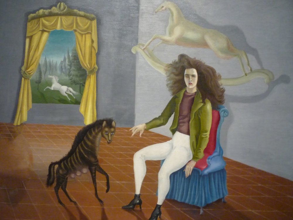 Leonora Carrington, Self-Portrait,1937–38