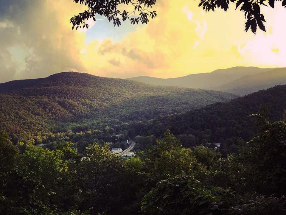 Tanbark Trail Viewpoint
