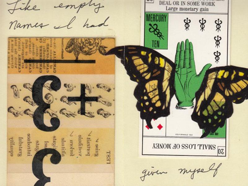 Taromancy and excerpts from Abecedarian, Maureen Alsop