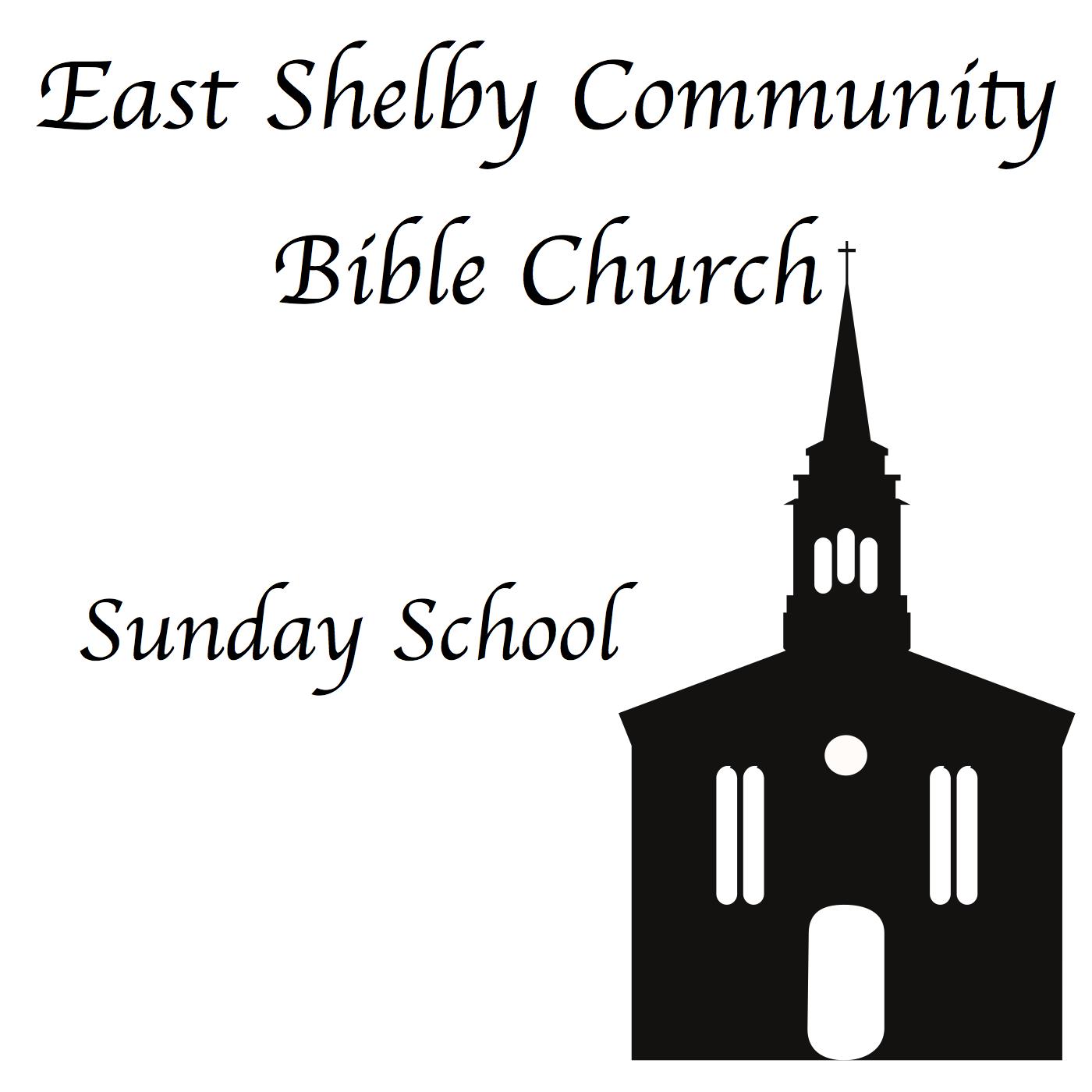 Sunday School - East Shelby Community Bible Church