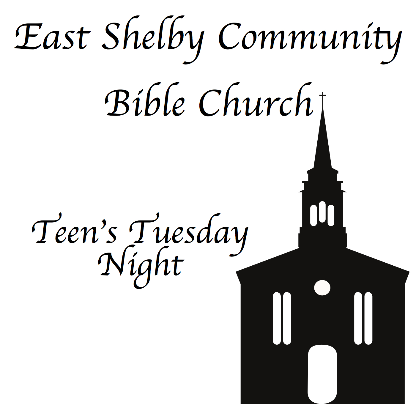Teen Bible Study - East Shelby Community Bible Church