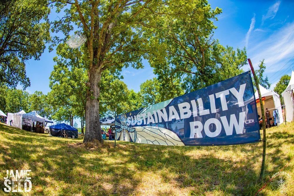 SUSTAINABILITY ROW
