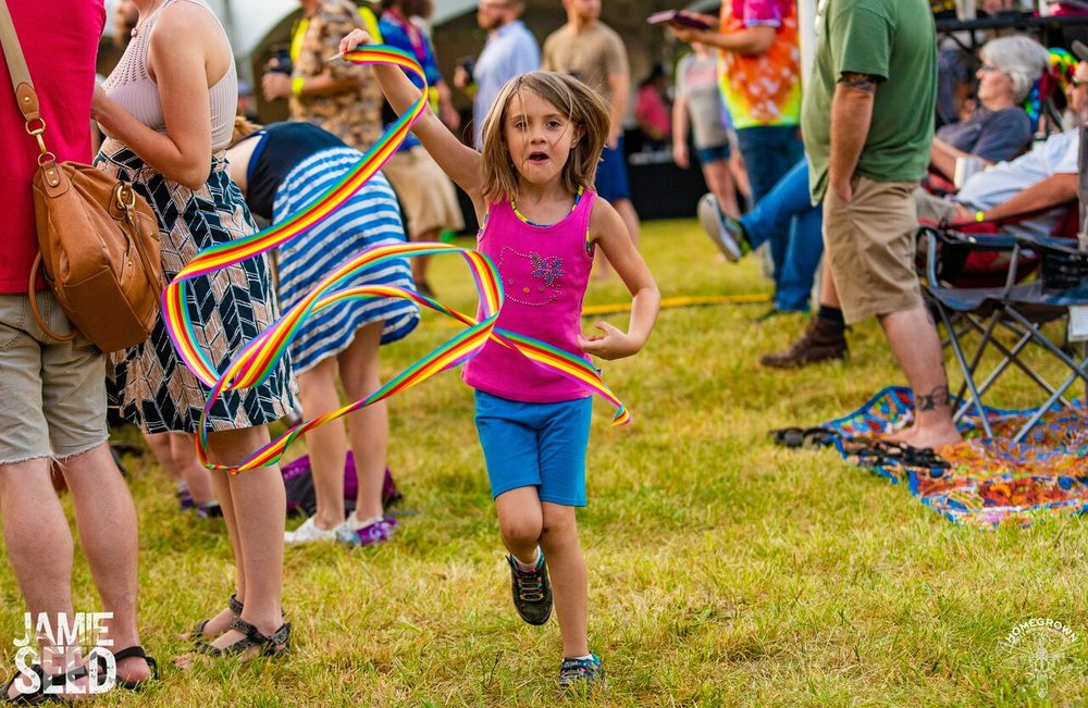 LITTLE GIRL FESTIVAL WARRIOR