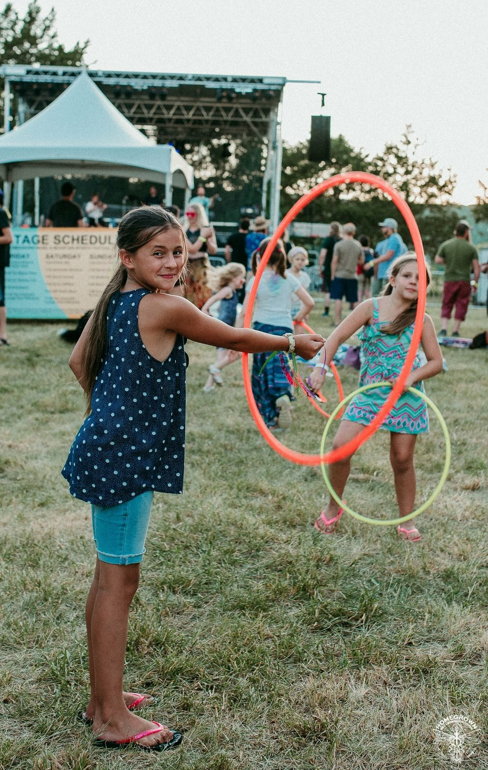 HULA HOOPERS AT HOMEGROWN