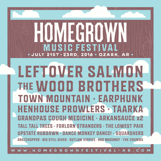 Homegrown Music Festival 2016
