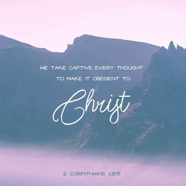 2 Corinthians 10 5 - _640x640.jpg