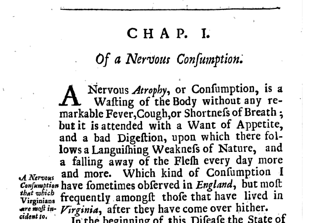 From a 1689 treatise by Richard Morton, on Google Books