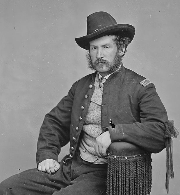 Mathew Brady [Public domain], via Wikimedia Commons
