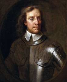 Oliver cromwell, protector of the commonwealth