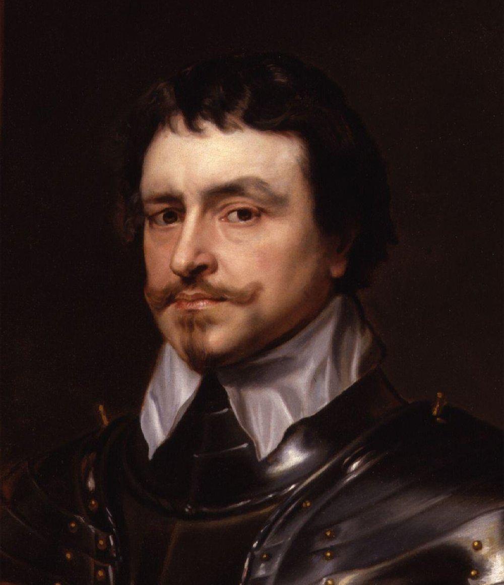 Thomas Wentworth by Sir Anthony van Dyck