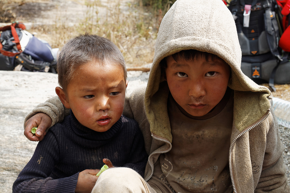 Fred K - India - Sikkim - Local kids.jpg