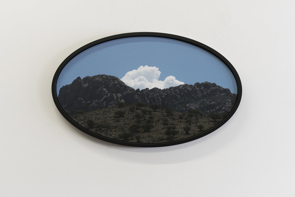 'Untitled_Cloud over the mountain'