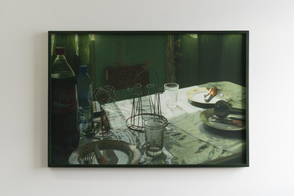 'Green Dining Table' 2018